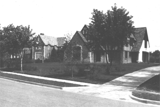 Polley home on Woodsdale