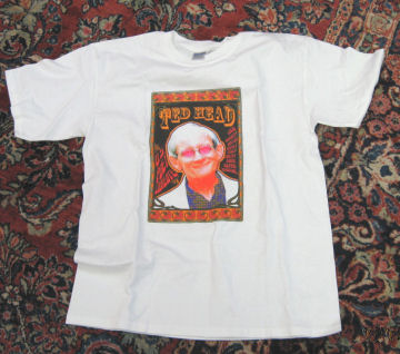 "Photo of ""Ted Head"" shirt"
