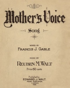 Mother's Voice