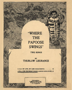 O'er the Indian Cradle