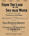 From the Land of the Sky-Blue Water