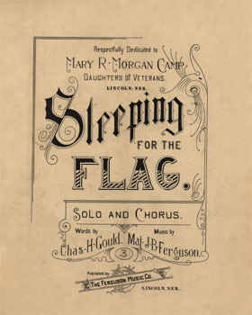 Sleeping for the Flag: Solo and Chorus