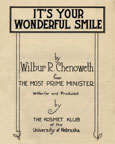 It's Your Wonderful Smile