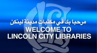 Welcome to Lincoln City Libraries - Arabic