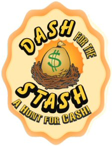 DASH for the STASH: A Hunt for Cash!