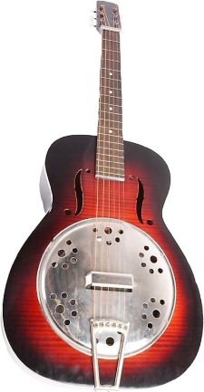 photo of Dobro guitar