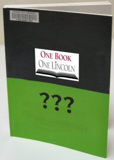 One Book - One Lincoln - ???