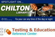 Chilton Library / Testing & Education Reference Center