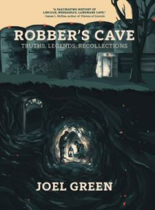 Robber's Cave - book cover