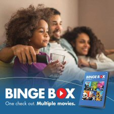 BingeBox: One check out. Multiple movies.