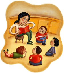 Los Cuentos! English/Spanish Preschool Storytime