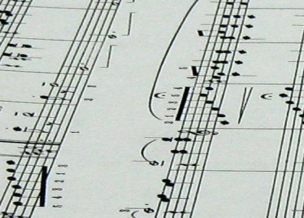 Sheet music image