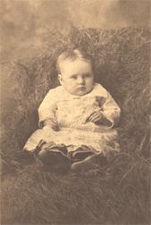Photo of baby Lillian