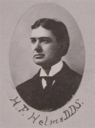 Henry Finley Helms