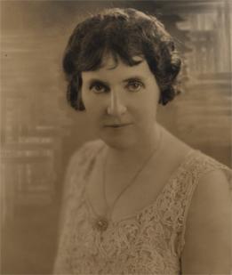 portrait of Lillian