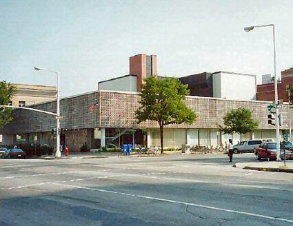 Bennett Martin Public Library