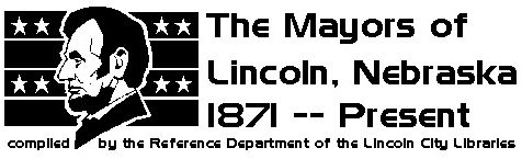 Lincoln Mayors Banner