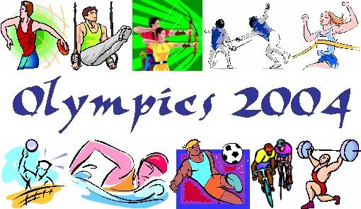 Summer Olympics Banner 2004