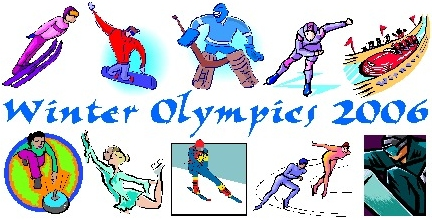 Winter Olympics Banner