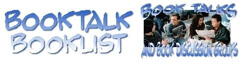 Book Talk Booklists banner