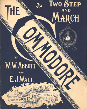 Commodore: Two Step and March