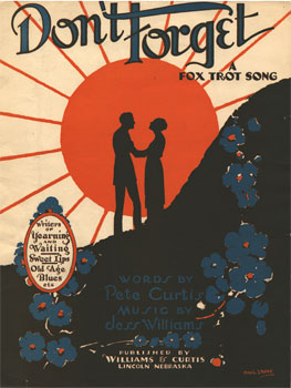 Don't Forget: A Fox Trot song