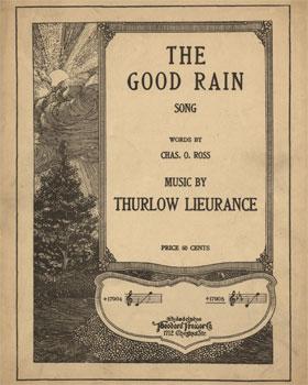 Good Rain: Song