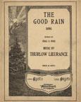 The Good Rain