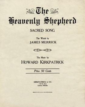 Heavenly Shepherd: sacred song