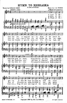Hymn to Nebraska