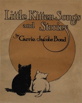Little Kitten Songs and Stories