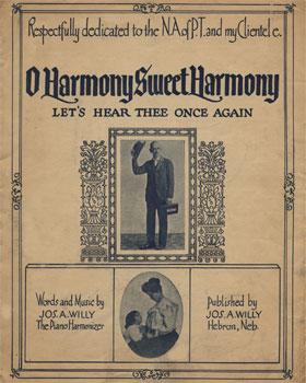 O Harmony Sweet Harmony
