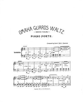 Omaha Guards Waltz