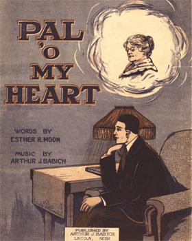 Pal O' My Heart: ballad