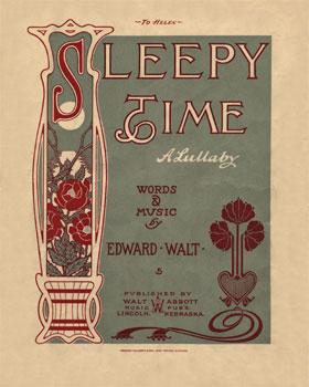Sleepy Time: A Lullaby