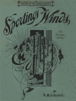 Sportings of the Winds: 12 Negro Songs, Op. 34