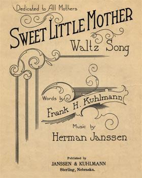 Sweet Little Mother: Waltz Song