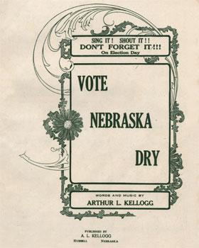 Vote Nebraska Dry