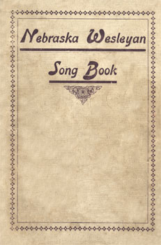 Nebraska Wesleyan Song Book