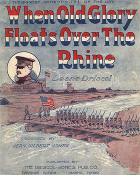 When Old Glory Floats Over the Rhine