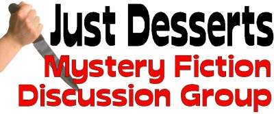 Just Desserts Mystery Discussion Group