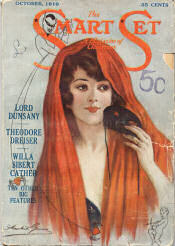 Cover of Smart Set, 1919