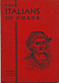 Cover, Italians of Omaha