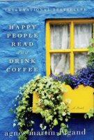 happypeoplereadanddrinkcoffee