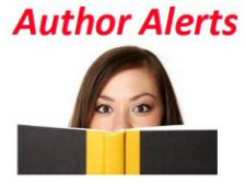 Author Alerts