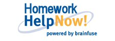 Homework HelpNow! powered by brainfuse