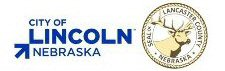 City of Lincoln and Lancaster County logos