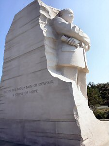 photo: Martin Luther King Memorial
