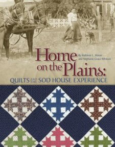 """Home On the Plains"" book cover"