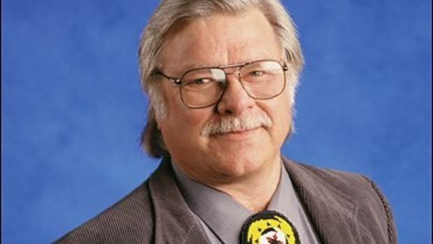 Roger Welsch, Nebraska Folklorist - photo from CBS News profile of him as contribtor